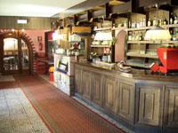 The Bar of the Hotel Miramonti