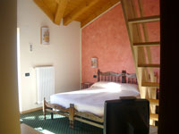 The rooms of Hotel Belvedere