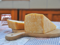Cheese Asiago Dop by Malga I Lotto Valmaron