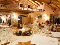 Sala ristorante gruuntal