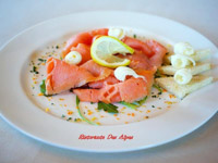 salmone ristorante des alpes asiago