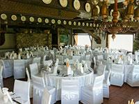 Sala ristorante la baitina
