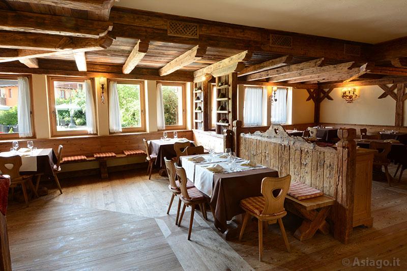 Restaurant Mulini del Gaarten - Asiago Plateau 7 Municipalities