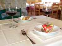 Delicious moments at the Campolongo RIfugio