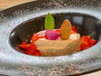 Elena's desserts of the Villa Ciardi Restaurant
