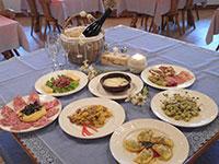 menu ristorante rifugio verenetta
