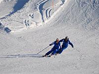 maestri sci alpino scuola sci larici val formica
