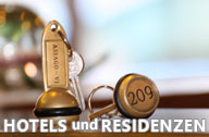 Hotels Residence in Asiago