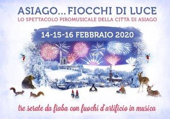 ASIAGO FIOCCHI OF LUCE 2020 - City of Asiago Pyromusical Review 14-15-16 February 2020