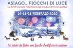 ASIAGO FIOCCHI OF LUCE 2020 - City of Asiago Pyromusical Review 14.-15.-16. Februar 2020