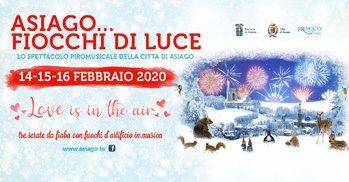 ASIAGO FIOCCHI DI LUCE 2020 - Rassegna piromusicale Città di Asiago | 14-15-16 febbraio 2020