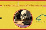 La Maledizione della Mummia: Cena con Delitto al Bostel di Rotzo - 13 luglio