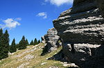 Der Papst-Altar: geführte Wanderung mit Guide 13. September Plateau