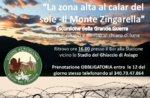 Geführte Wanderung Monte Susan-September 2014-Abend 1