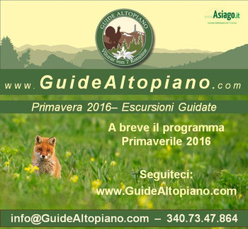 Hiking/TREKKING tours of spring 2016 GUIDES PLATEAU