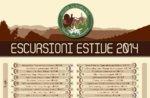 ESCURSIONI GUIDATE Sett/Otto 2014 delle GUIDE ALTOPIANO sull