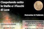 """Ciaspolata """"Stelle e Fiocchi"""" con Guide Altopiano-15 febbraio 2015 - SERALE"""
