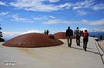 Starke Campolongo-große Krieg Websites Tour mit Guide-Novembr 8 Plateau