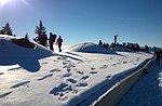 Starke Caicedo:-12/geführte Schneeschuhtour Guide Plateau Dezember 2015