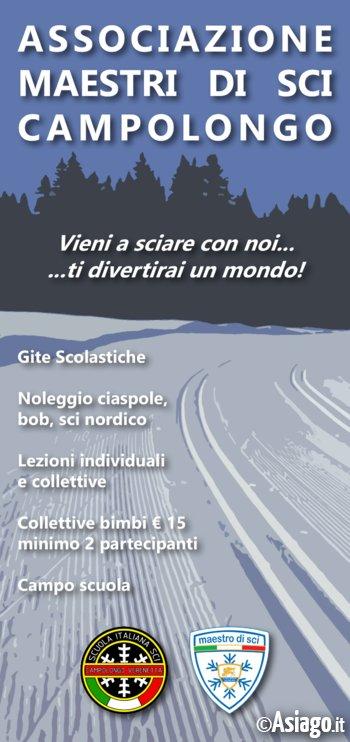 Scuola Sci Fondo Campolongo-Winter 2014/2015