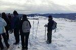 """Monte Longara: geführte Tour """"mit Guide Plateau-28 Dezember 2015"""