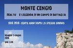 MONTE CENGIO: Escursione Guidata Storica con LO STORICO - 3 Giugno 2016-TRAMONTO