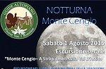 Monte Cengio: Escursione Luoghi Grande Guerra con GuideAltopiano 1 agosto SERALE