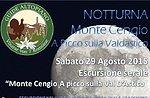 Monte Cengio:Escursione Luoghi Grande Guerra con GuideAltopiano 29 agosto SERALE