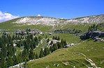 Monte Fior: zwischen Natur und Krieg-Ausflug mit Guide 24 Juli 2015 Plateau