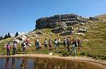 Monte Fior: Sassari Brigade-geführte Wanderung mit Guide August 30 Plateau