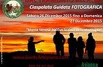 Monte Verena: von der Dämmerung bis zum Morgengrauen mit 26 und 27 Dezember Abend GuideAltopiano