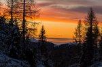 Monte Verena: le Stelle e il Forte serale con GUIDE ALTOPIANO 2 gennaio SERALE