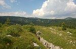 Monte Zebio: geführte Guide Plateau Sonntag, 6. September 2015
