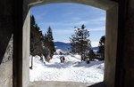 STARKE CAICEDO: Geführte Schneeschuh-Wanderung mit Führer Plateau-Februar 19, 2017