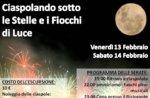"""Ciaspolata """"Stelle e Fiocchi"""" con Guide Altopiano-13 febbraio 2015 - SERALE"""