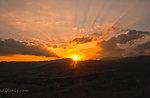 Sonnenuntergang Val Ant: Ausflug Plätze der Natur Oktober 17 GuideAltopiano