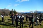 Drei Berge: der Sturm auf Valbella 31 Dezember Sinc Hochebene 2015 Führer