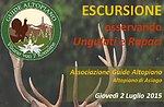Naturalistische Excursion mit GuideAltopiano Huftieren und Raubvögel Donnerstag, 2 Juli