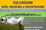 MTB-Trekking-Tour und Orientierung Aktivitäten