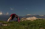 CUORE NATURA: Monte ONGARA: Passeggiata con Yoga al TRAMONTO 9 luglio 2016