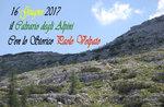MONTE ORTIGARA: Calvario Alpini-Escursione GUIDE ALTOPIANO 16 giugno 2017
