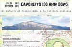 CAPORETTO 100 anni dopo - Trekking 24 e 25 ottobre 2017
