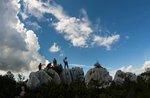 CASTELLONI SAN MARCO Escursione luoghi GrandeGuerra GUIDEALTOPIANO 18 Agosto2017