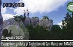 CASTELLONI OF SAN MARCO mit Patagonien, geführte Exkursion 1. August 2020
