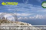 CIMA XII, escursione la cima più alta con CRAZY IDEA 5 settembre 2020