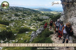 CIMA XII der höchste Gipfel des Plateaus, Ferrgosto Guided Trekking, 15/8/19