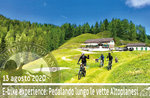 E-BIKE EXPERIENCE: Radfahren auf den Gipfeln der Alpen, 13. August 2020