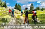 GO E-BIKE EXPERIENCE: pedalando alla scoperta delle malghe, 8 agosto 2020
