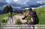 GO E-BIKE EXPERIENCE: Radfahren durch die Hütten über der Ebene, 12. August 2020