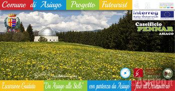 escursione asiago osservatorio guidealtopiano